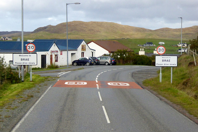 A970, Welcome to Brae