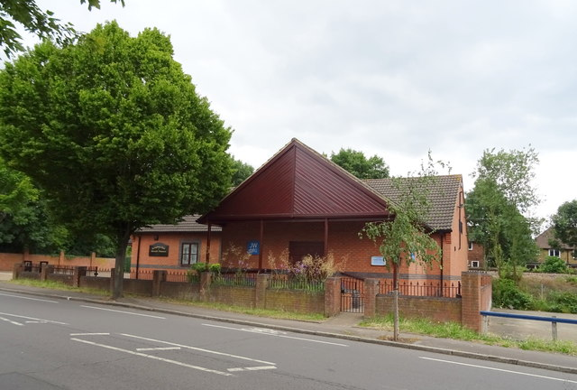 Kingdom Hall of Jehovah's Witnesses, Chingford