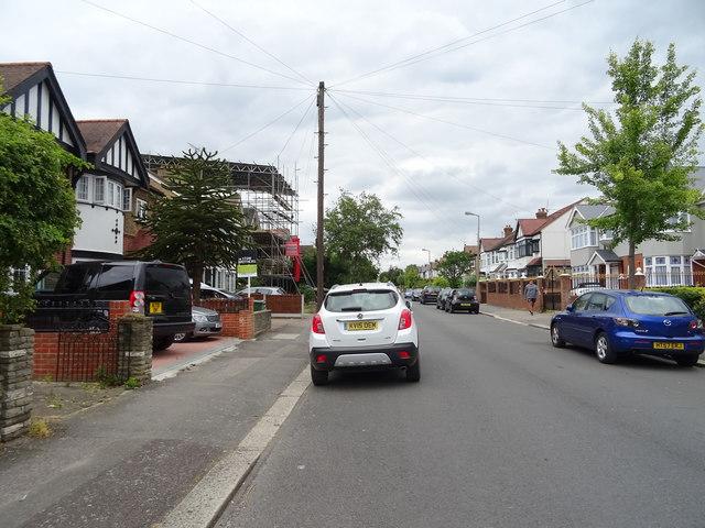 Kimberley Road, Chingford