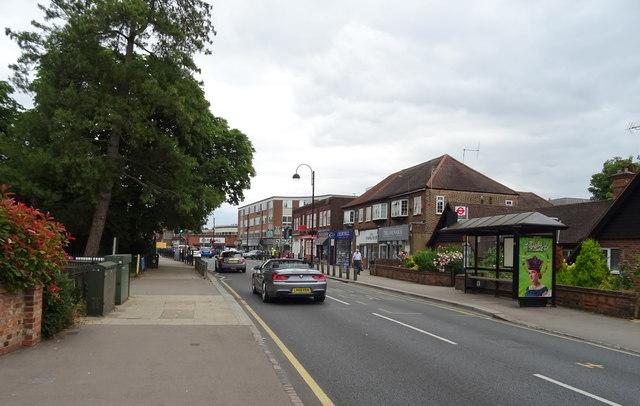 High Road (A121), Loughton