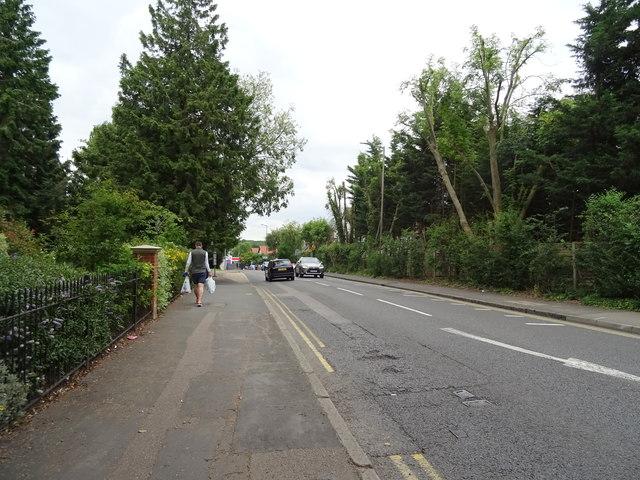 Church Hill (A121), Loughton