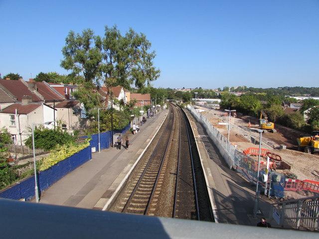 Stapleton Road railway station, Bristol