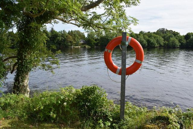 Lifebelt, Lough Erne