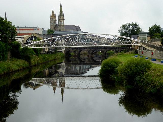 Strule River, Omagh / Lisnamallard
