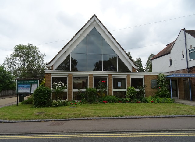 Theydon Bois Baptist Church