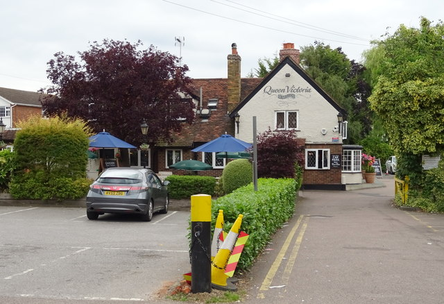 The Queen Victoria, Theydon Bois