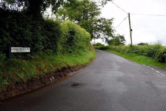 Loughmuck Road, Rakeeragh