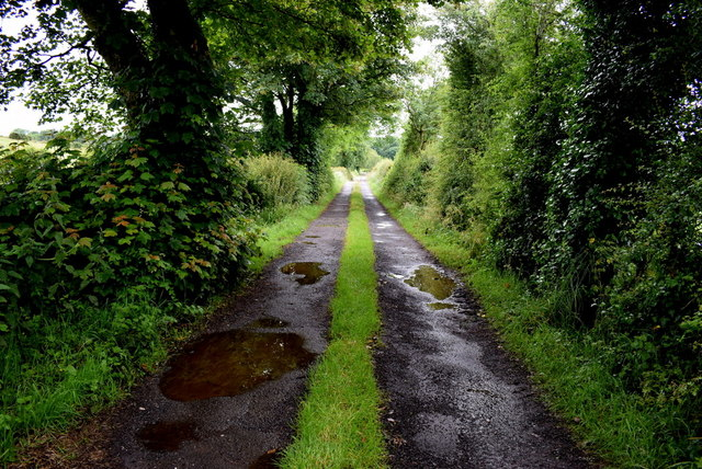 Rough road, Rakeeragh