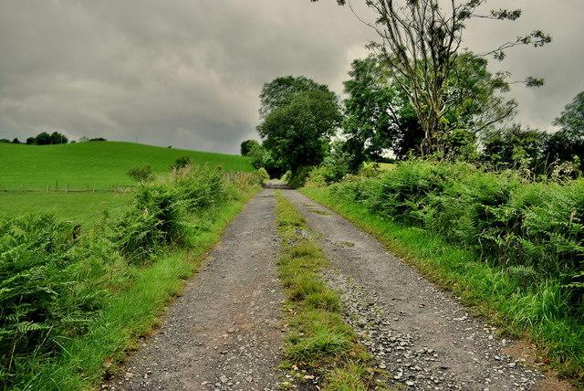 Minor road, Rakeeragh
