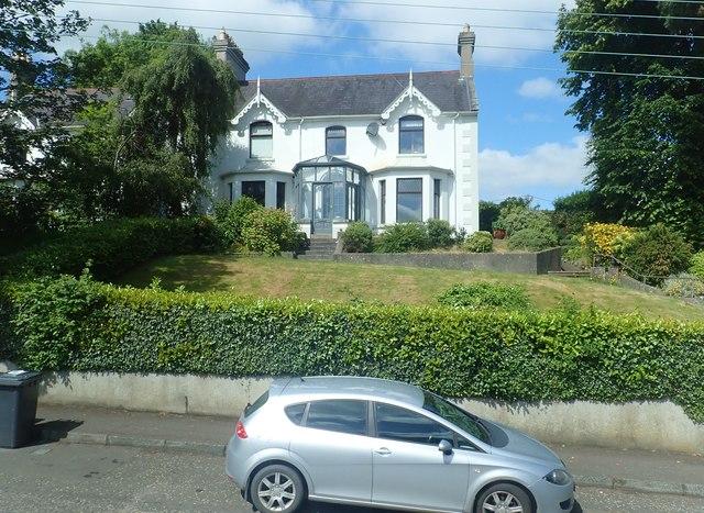 Villa on the Dublin Road, Newry
