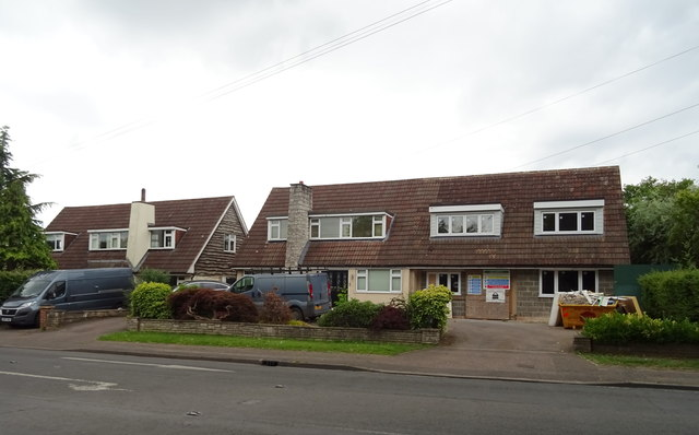 Houses on Abridge Road