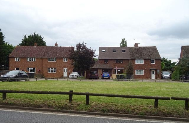 Houses, Hobbs Cross
