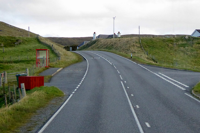 A971, Road End Bus Stop