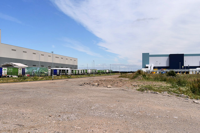 Redevelopment of former Burtonwood Airfield