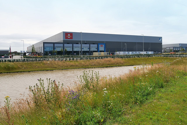 Royal Mail Centre, Omega South Business Park