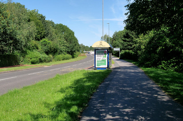 Lingley Mere Bus Stop