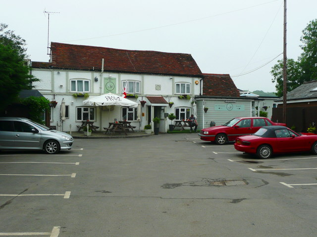 The King William IV, Mangrove Green