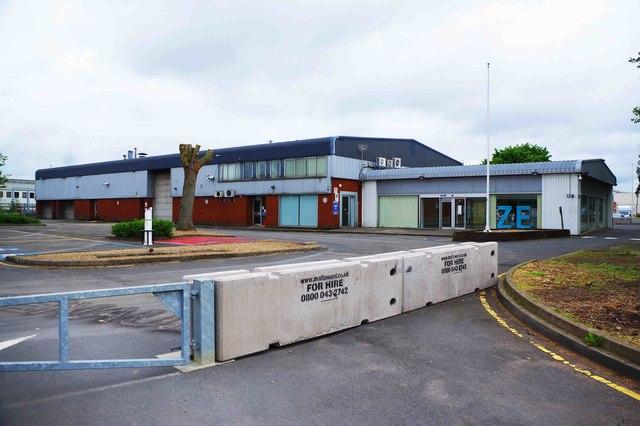 Former Hylton's Renault dealership (1), Everoak Industrial Estate, Bromyard Road, St. John's, Worcester