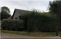 SU1860 : Side of house by Burbage Road, Little Salisbury by David Howard