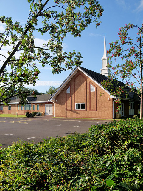 The Church of Jesus Christ of Latter-day Saints, Warrington