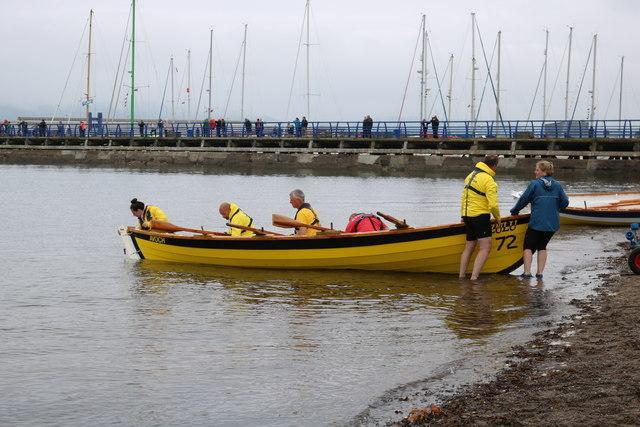 Zulu, Avoch Community Rowing Club