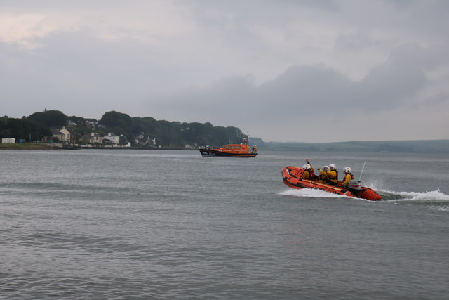 SkiffieWorlds RNLI Demonstration