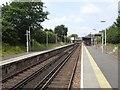TQ1473 : Whitton railway station, Greater London by Nigel Thompson
