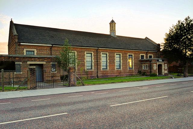 Urban Church, Longshaw Street, Dallam