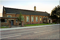 SJ5990 : Urban Church, Longshaw Street, Dallam by David Dixon