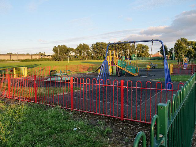 Children's Playground, Dallam Recreation Ground