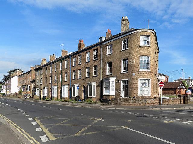 Taunton: Park Street