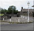 SO1009 : Towards St Aidan's Church, Bute Town near Rhymney by Jaggery