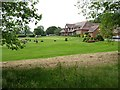SO7743 : Worcestershire Golf Club by Philip Halling