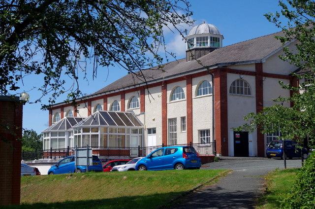 The Pavilion, Llandrindod Wells