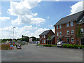 SJ7661 : Holly Blue Road, Sandbach by Stephen Craven