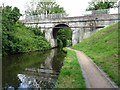 SJ8808 : Bridge over the Shropshire Union Canal by Philip Halling