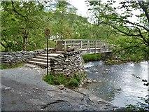 NY3102 : Skelwith Bridge to Slater Bridge [33] by Michael Dibb