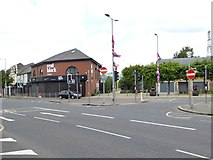 J3674 : Intersection of Upper Newtonards Road and Holywood Road by Oliver Dixon