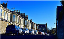 NS3321 : Park Terrace, Ayr, South Ayrshire by Mark S