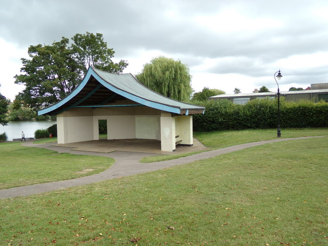 The Pavilion in Diss Park