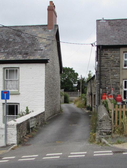 Coedmore Lane, Adpar, Ceredigion