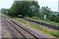 SP7418 : Buckinghamshire Railway Centre - End of the line by Chris Allen