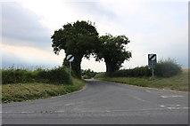 SU2760 : Roman road to Wilton by David Howard