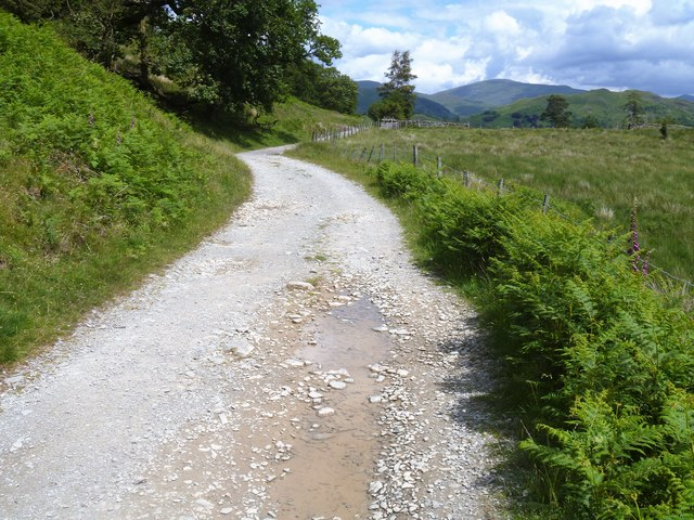 Track from Dale End to Elterwater [3]