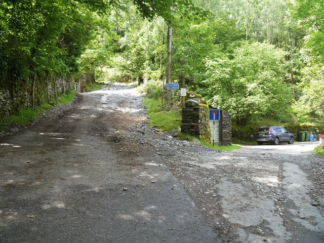 Track from Dale End to Elterwater [10]