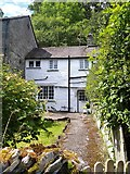NY3204 : Elterwater houses [1] by Michael Dibb
