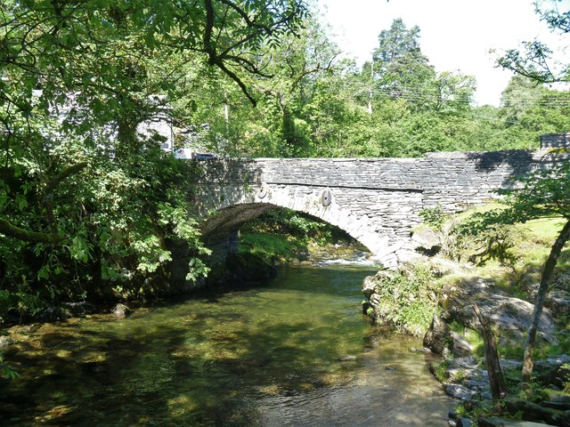 Elterwater Bridge [1]