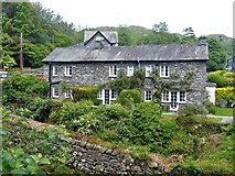 NY3204 : Elterwater houses [5] by Michael Dibb
