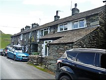 NY3204 : Elterwater houses [10] by Michael Dibb