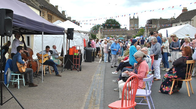 Sherston Boules Festival Day, Wiltshire 2019